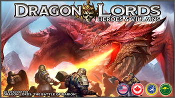 Dragon Lords: Heroes & Villains