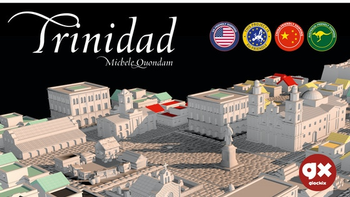 Trinidad board game