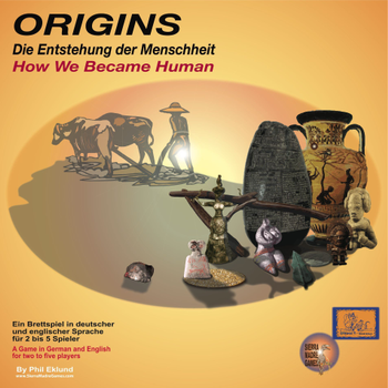 Origins:  How We Became Human board game