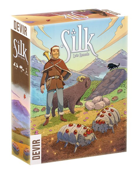 Silk board game