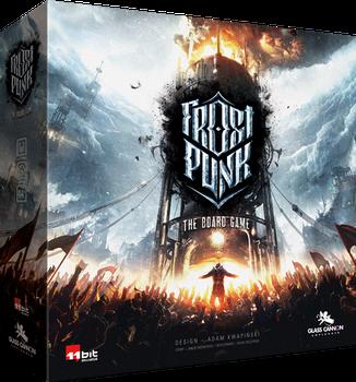 Frostpunk: The Board Game board game