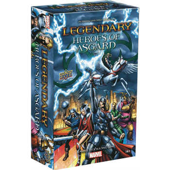 Legendary: A Marvel Deck Building Game - Heroes of Asgard board game