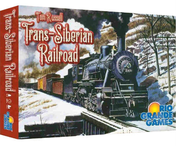Trans-Siberian Railroad board game