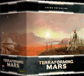 Terraforming Mars: Big Box board game