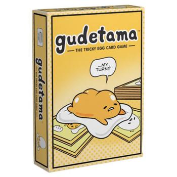 Gudetama: The Tricky Egg Card Game board game
