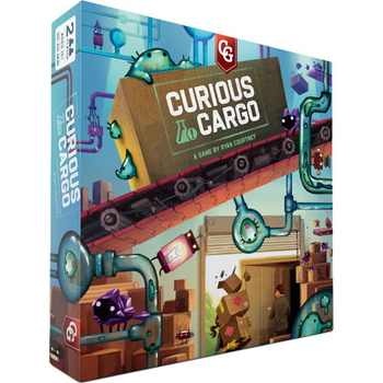 Curious Cargo board game