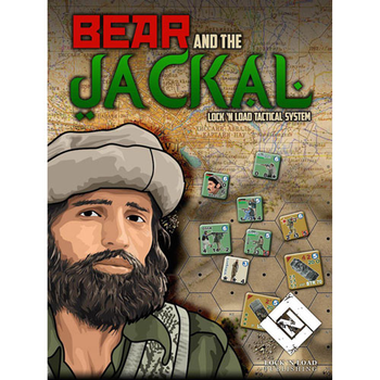 Lock 'n Load Tactical: Bear & the Jackal Expansion board game