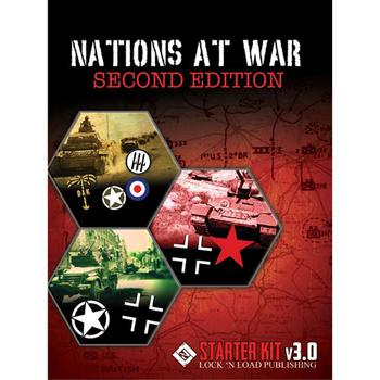 Nations at War: Starter Kit v3.0 board game