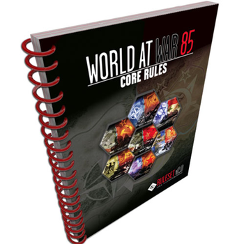 World at War 85: Storming the Gap - Core Rules v2.0 board game