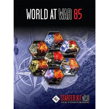 World at War 85: Starter Kit v2.0 board game