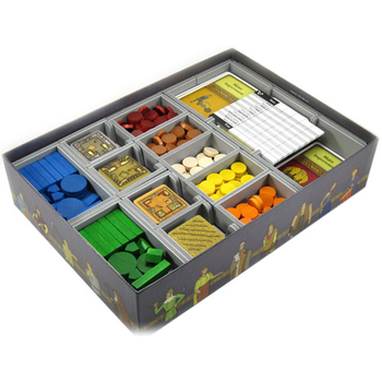 Agricola: Folded Space Insert board game