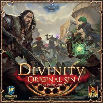 Divinity Original Sin: The Board Game board game