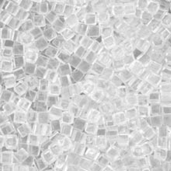 Clear (Translucent) Acrylic Cubes (8mm) board game