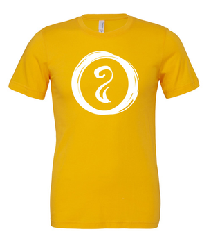 Charterstone: Yellow Charter (Yellow T-Shirt with White Logo)