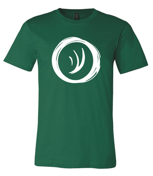 Charterstone: Green Charter (Green T-Shirt with White Logo)