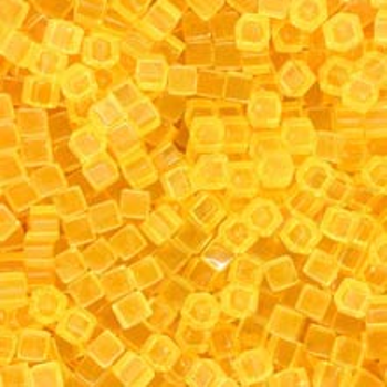 Yellow (Translucent) Acrylic Cubes (8mm) board game