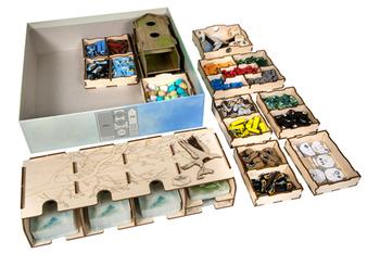 Wingspan: Broken Token Organizer board game