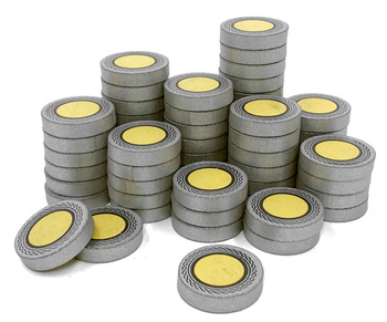 60-Piece Set of Wooden Champions of Midgard Coins