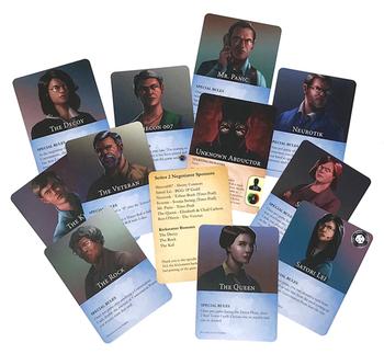 Negotiator Pack Series 2 (Van Ryder Games) board game