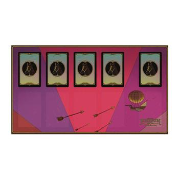 Queens Army Playmat for Feudum  (Odd Bird Games)