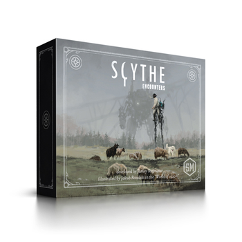 Scythe Encounters - 32 new promo encounter cards (Stonemaier Games)