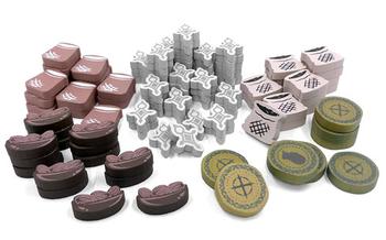Targi: Resource Upgrade (98-Piece Set)