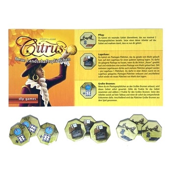 Citrus Promo (Tasty Minstrel Games)