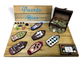 Puerto Rico Deluxe Upgrade Kit