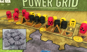 Power Grid Fuel Upgrade Kit (84 pcs)
