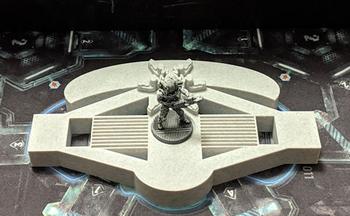 Nemesis: 3D Printed Hibernatorium board game