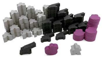 Francis Drake Upgrade Kit (79 pcs) - enough for expansion!