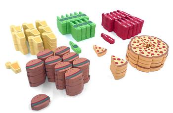Food Chain Magnate: Upgrade Kit (200 pcs)