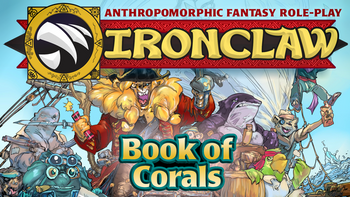 Ironclaw: Book of Corals board game