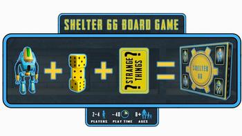Shelter 66 board game