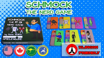 Schmock board game