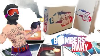Bombers Away board game