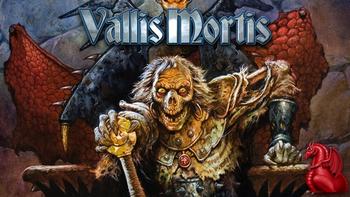 VALLIS MORTIS board game