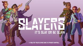 Slayers board game
