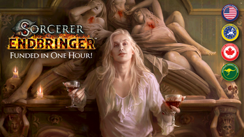 Sorcerer Endbringer board game