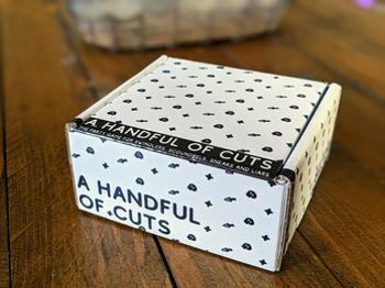 A Handful of Cuts board game