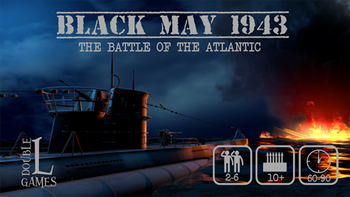 Black May 1943, The Battle of the Atlantic, Support Veterans board game