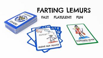 Farting Lemurs board game