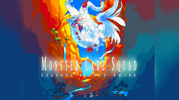 Monster Care Squad board game