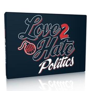 Love 2 Hate: Politics board game