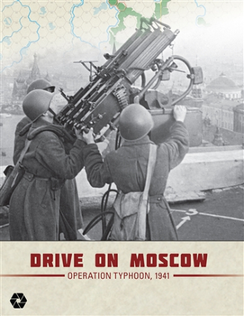 Drive on Moscow: Operation Typhoon, 1941 board game