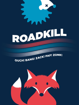 Roadkill board game