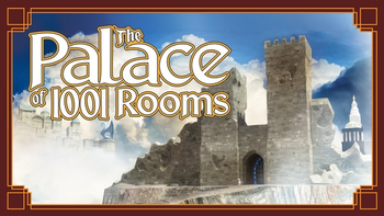 The Palace of 1001 Rooms board game