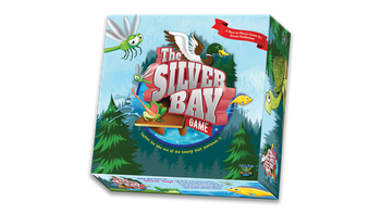 The Silver Bay Game board game