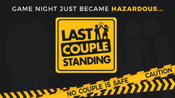 Last Couple Standing board game