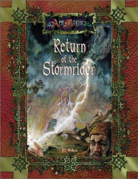 Ars Magica: Return of the Stormrider board game